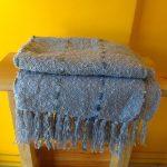 mantillas de lana azul (2)